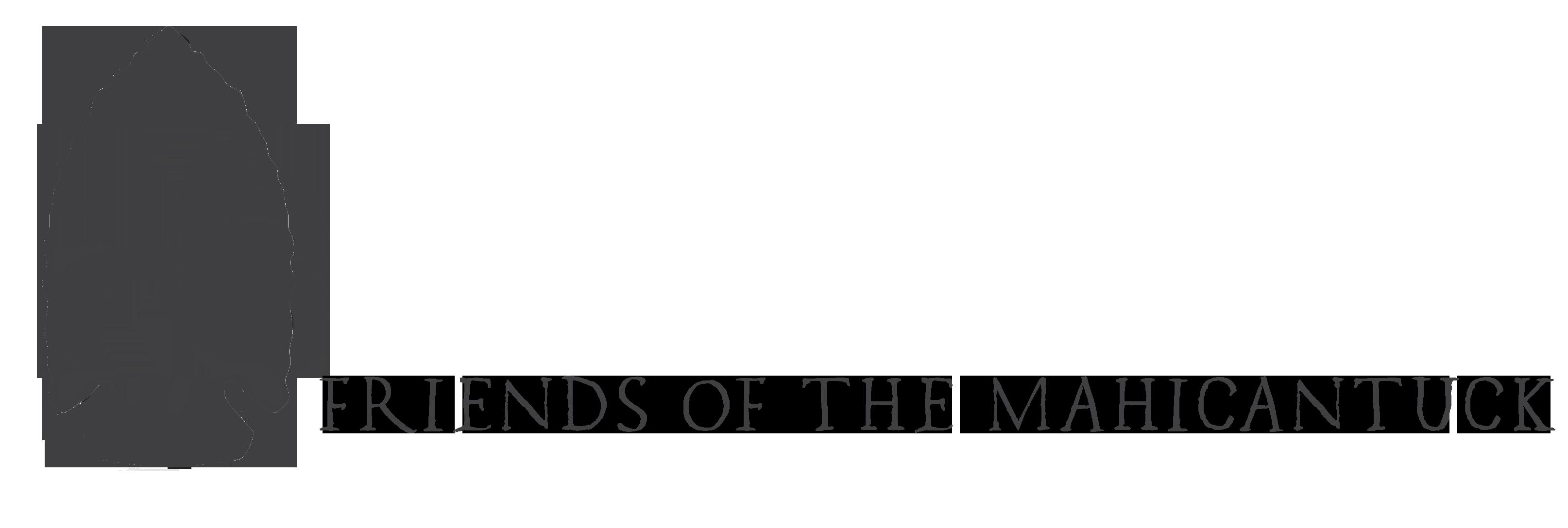 Friends of the Mahicantuck Logo