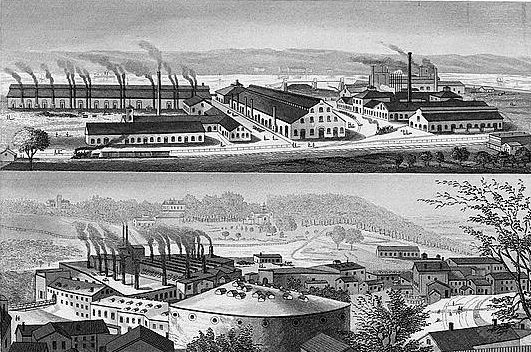 Our Questions About the Historical Burden Horseshoe Factory in South Troy